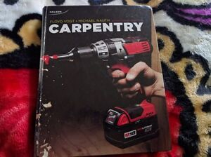 Carpentry text book