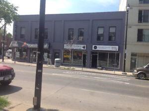 In junction  commercial space for lease