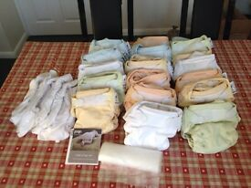 Close Parent Pop In Reusable nappies Bamboo