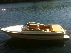 1986 Doral 19' Runabout