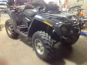 2007 can am 500 quad