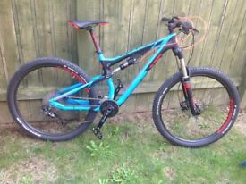 Scott Genius 2016. Mountain bike