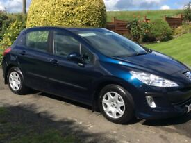2010 Peugeot 308 SDT *** £30 A YEAR ROAD TAX ***