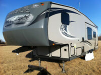 2013 Jayco Eagle HT 265 RLS 5th Wheel (half ton towable)