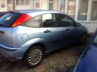 Ford focus 1.6 petrol 54reg 12 months mot **quick sale** not breaking not spares Px Px swap