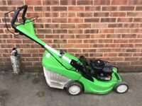 Reconditioned Petrol Viking lawnmower