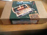 Radio receiver toy