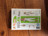 Wii Fit Plus -- and Balance board