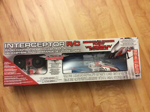 RC helicopter, brand new in box, never opened!