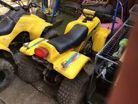 150CC 4 STROKE QUAD REV AND GO 340 ONO