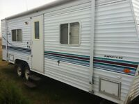 2003 Mallard 26 foot travel trailer
