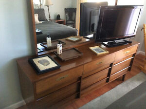 Gibbard Dresser and Night stand