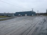 local industriel lourd ( boisbriand )