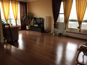 SUNNY SPACIOUS 2 BEDROOM CONDO WITH PARKING [RENOVATED]