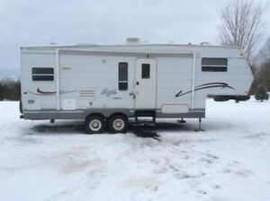 Fifth Wheel Jayco Eagle