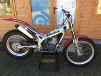 Beta Rev 3 250cc Trials Bike