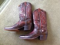 American Cowboys boots, made in Texas U.S.A