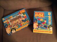 Postman pat game and jigsaw