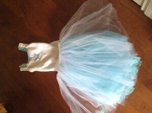 Custom made dance costume