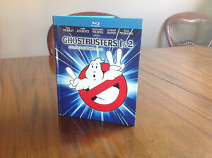 """GHOSTBUSTERS I & II"" BLU-RAY"
