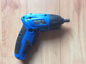 Cordless Electrical screw driver with charger