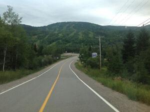Terrain prêt à construire mont Édouard Saguenay Saguenay-Lac-Saint-Jean image 3