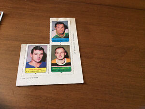 1969 opc mini stamps 3 in all very hard to find Windsor Region Ontario image 1