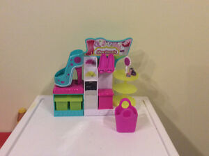 Shopkins shoe dazzle set