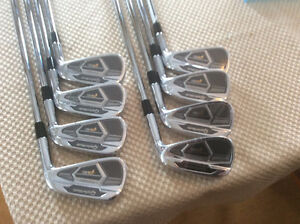 Taylormade Psi Tour 3-pw DGS300 shafts Brand New w/ plastic