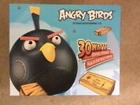Angry birds 30watt speaker