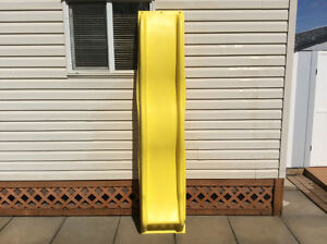 Gently Used 7' Yellow Children's Slide for Playhouse