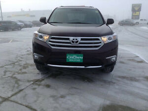 2012 Toyota Highlander Limited SUV Finance Take Over