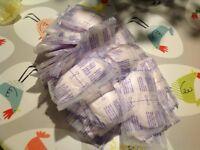 40 lansinoh individually sealed breast pads