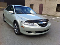 2005 Mazda Mazda6 automatic full option Sedan EXTRA CLEAN