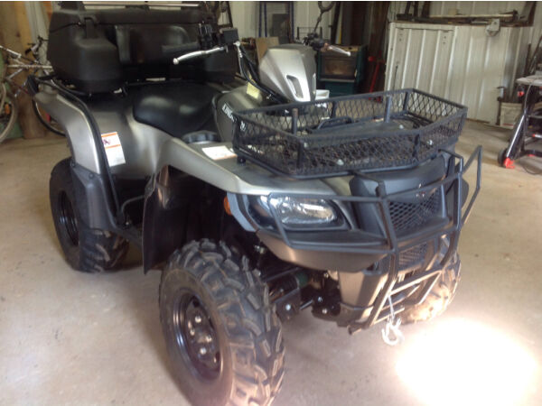 Used 2014 Suzuki King quad axi