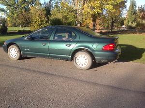 1997 Plymouth Breeze Sedan