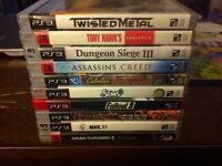 My PS3 Games for your Practice amp or Pedal