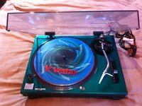 Technics SL-1210 MK2 Professional DJ Turntable - Excellent Condition