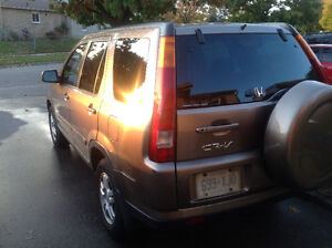 2002 Honda CR-V Leather SUV, Crossover