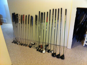 Golf Clubs Putters Drivers Woods Hybrids Wedges