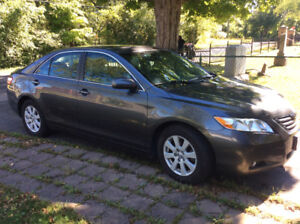 2007 Toyota Camry XLE  CERTIFIED
