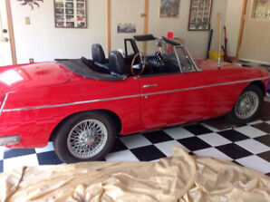 1969 MGB Roadster