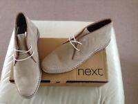 Next desert boots