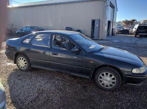1992 Honda Ascot innova Sedan JDM RH drive
