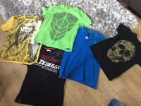 Boys T shirts age 10-12 years
