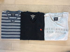 Abercrombie and Fitch men's clothing