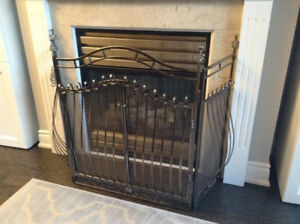 High Quality Fireplace Grill
