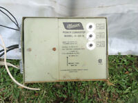 Mobile Home AC to DC Inverter