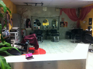 For lease Prime location for Hair Salon/Barber shop!