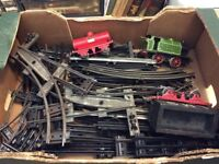 Vintage 1950's Hornby by Meccano train set